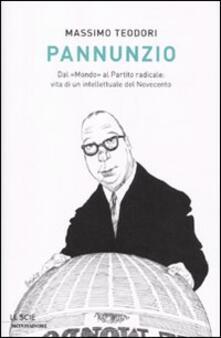 Antondemarirreguera.es Pannunzio. Dal «Mondo» al Partito Radicale: vita di un intellettuale del Novecento Image