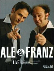 Squillogame.it Ale & Franz. Live. Con DVD Image