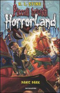 Libro Panic park. Horrorland. Vol. 12 Robert L. Stine