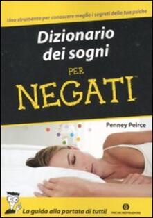 Camfeed.it Dizionario dei sogni per negati Image