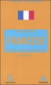 Langenscheidt. Francese. Francese-italiano, italiano-francese. Con CD-ROM