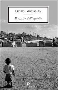 Foto Cover di Il sorriso dell'agnello, Libro di David Grossman, edito da Mondadori