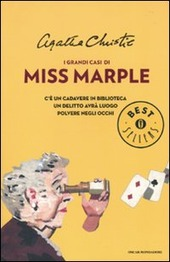 I grandi casi di Miss Marple: C'e un cadavere in biblioteca-Un delitto avra luogo-Polvere negli occhi