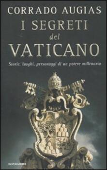 Mercatinidinataletorino.it I segreti del Vaticano. Storie, luoghi, personaggi di un potere millenario Image