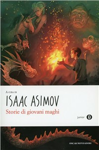 Libro Storie di giovani maghi Isaac Asimov