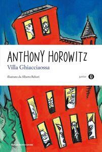 Libro Villa Ghiacciaossa Anthony Horowitz
