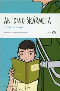 Libro Tema in classe Antonio Skármeta