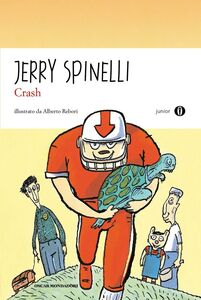 Libro Crash Jerry Spinelli