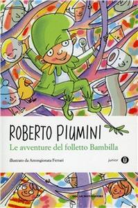 Libro Le avventure del folletto Bambilla Roberto Piumini