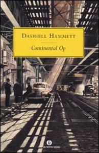 Libro Continental Op Dashiell Hammett