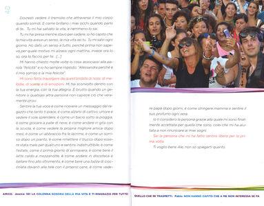 Foto Cover di A mio modo vi amo. Con gadget, Libro di Alessandra Amoroso,Giacomo Sabatino, edito da Mondadori 1