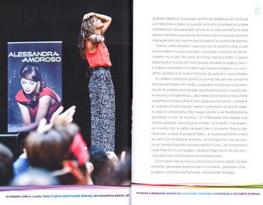 Foto Cover di A mio modo vi amo. Con gadget, Libro di Alessandra Amoroso,Giacomo Sabatino, edito da Mondadori 2