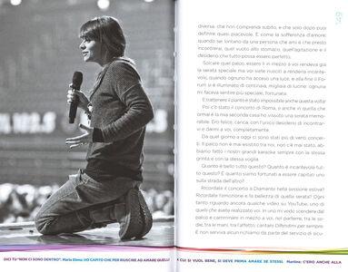 Foto Cover di A mio modo vi amo. Con gadget, Libro di Alessandra Amoroso,Giacomo Sabatino, edito da Mondadori 4
