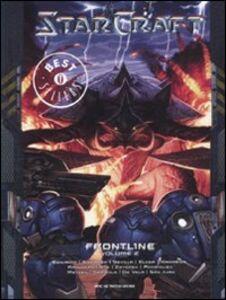 Libro Starcraft. Frontline. Vol. 2