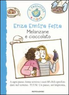 Premioquesti.it Melanzane e cioccolato. Ediz. illustrata Image