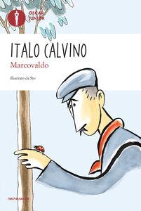 Foto Cover di Marcovaldo, Libro di Italo Calvino, edito da Mondadori