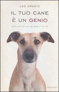 Il tuo cane è un genio. Quello che lui sa fare e tu no