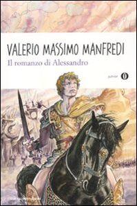 Libro Il romanzo di Alessandro Valerio M. Manfredi