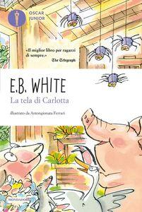 Libro La tela di Carlotta E. B. White