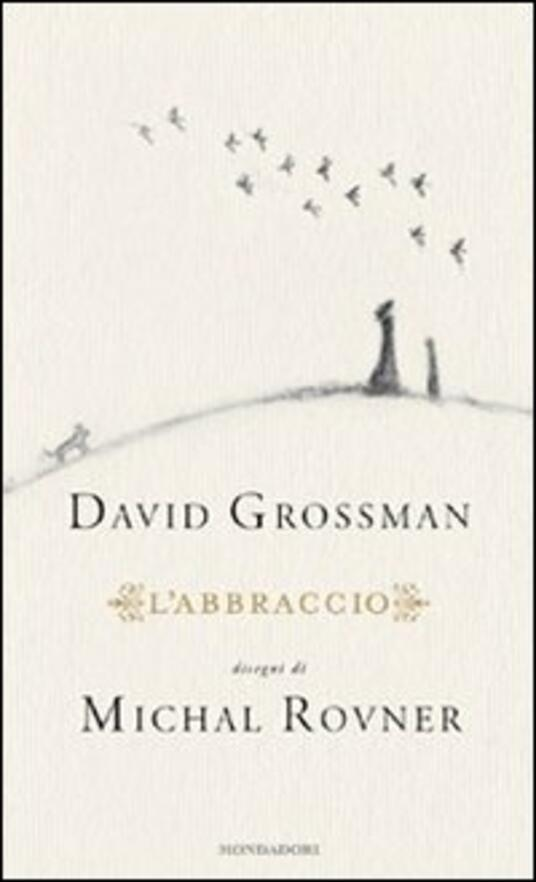 L' abbraccio - David Grossman - copertina