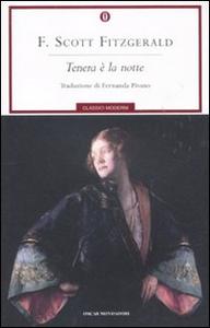 Libro Tenera è la notte Francis Scott Fitzgerald