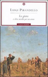 Libro La giara e altre novelle per un anno Luigi Pirandello
