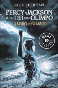 Il ladro di fulmini. Percy Jackson e gli dei dellOlimpo.pdf
