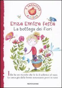 Libro La bottega dei fiori Enza E. Festa
