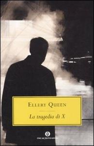 Libro La tragedia di X Ellery Queen