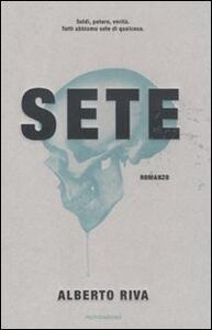 Sete - Alberto Riva - copertina