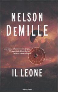 Libro Il leone Nelson DeMille