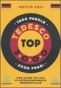 Langenscheidt. Tedesco. Top 3000. Ediz. bilingue