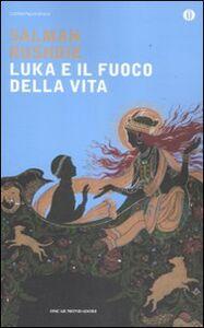 Libro Luka e il fuoco della vita Salman Rushdie