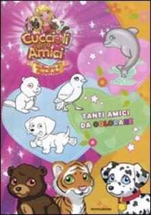 Cuccioli cerca amici. Nel regno di Pocketville. Il libro da colorare.pdf