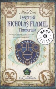 Winniearcher.com L' alchimista. I segreti di Nicholas Flamel, l'immortale. Vol. 1 Image