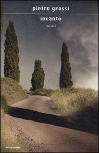 Foto Cover di Incanto, Libro di Pietro Grossi, edito da Mondadori