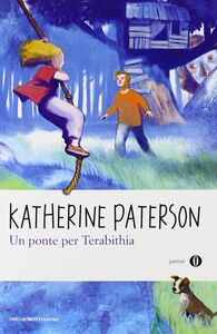 Libro Un ponte per Terabithia Katherine Paterson