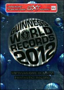 Guinness World Records 2012 - copertina