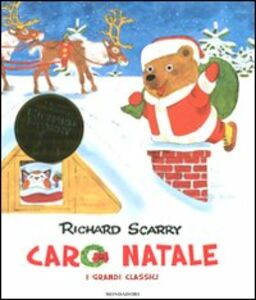 Libro Caro Natale Richard Scarry