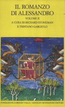 Il romanzo di Alessandro. Testo greco e latino a fronte. Vol. 2.pdf