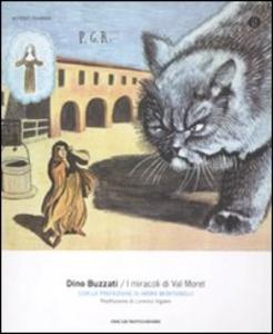 Libro I miracoli di Val Morel Dino Buzzati