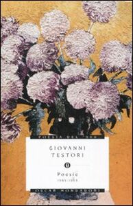 Libro Poesie 1965-1993 Giovanni Testori