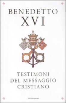 Testimoni del messaggio cristiano.pdf