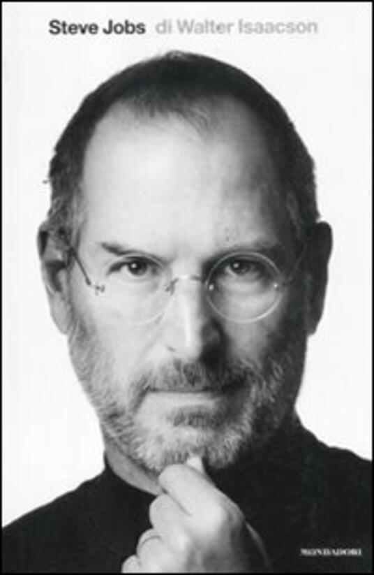 Steve Jobs - Walter Isaacson - copertina