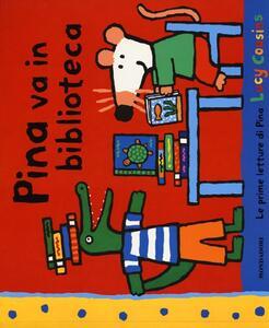 Pina va in biblioteca