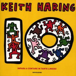 Libro Dieci Keith Haring