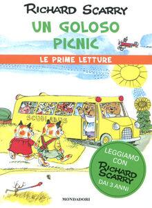 Libro Un goloso pic-nic Richard Scarry