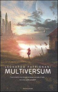 Libro Multiversum Leonardo Patrignani