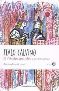 Libro Il principe granchio e altre fiabe italiane Italo Calvino