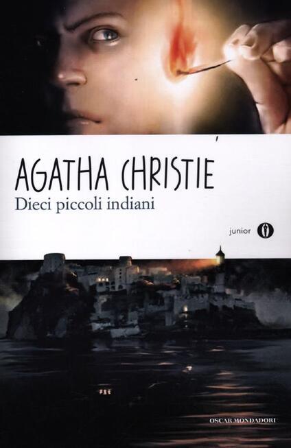 Dieci piccoli indiani - Agatha Christie - copertina